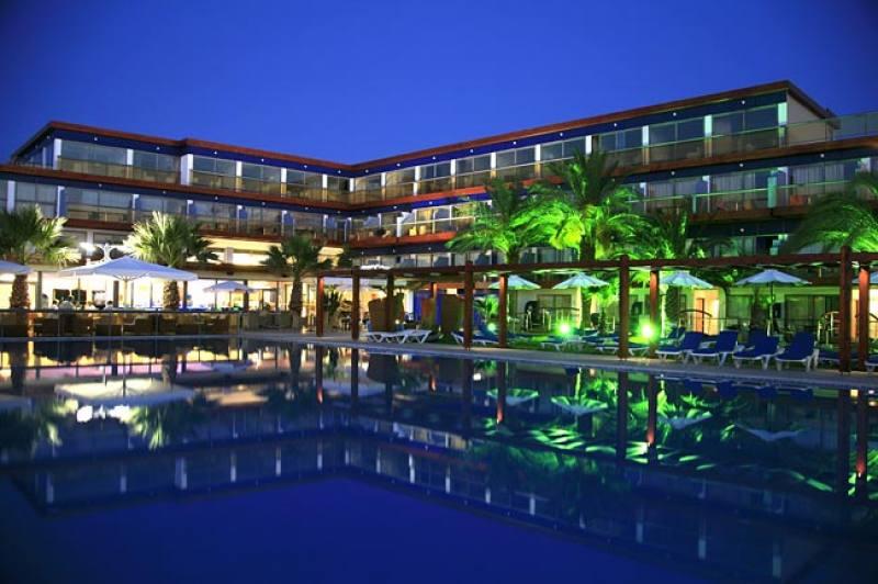 Hotel Ocean Blue - Ixia (Trianda) - Rhodos